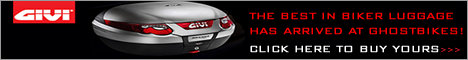 Buy Your Givi Luggage at GhostBikes.com