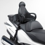 The Givi S650 child seat.