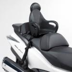 The Givi S650 child seat.