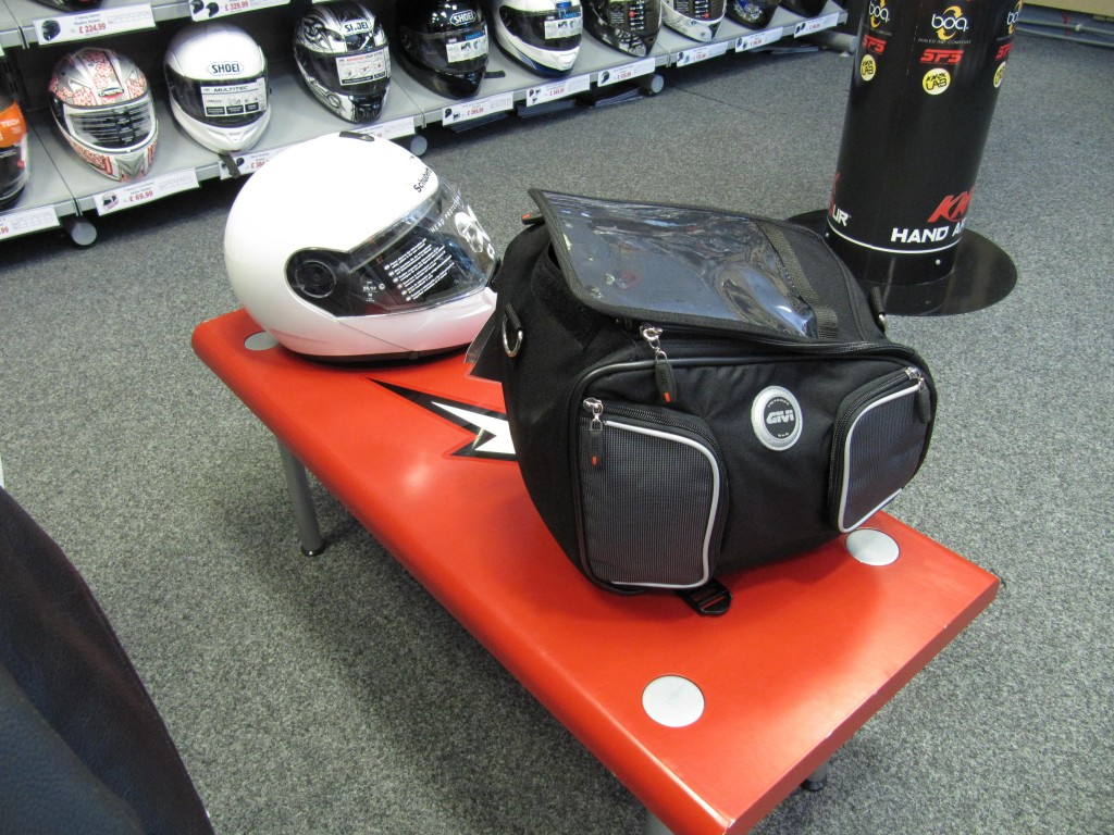 Givi Easy Range T455 at ghostbikes.com