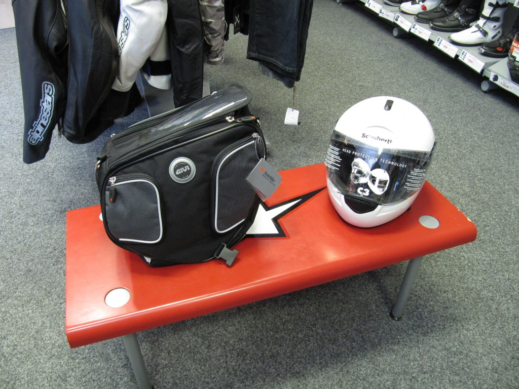 Givi Easy Range T455 ghostbikes.com
