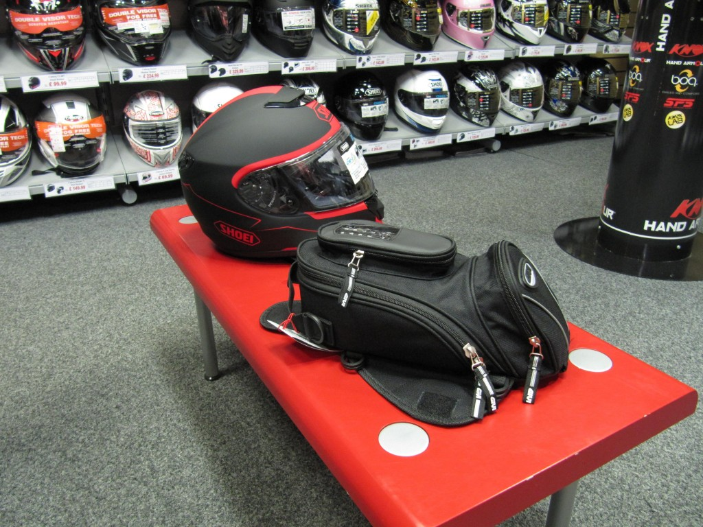 Givi Easy Range T481 at ghostbikes.com