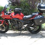 Givi Monokey Side Panniers V35